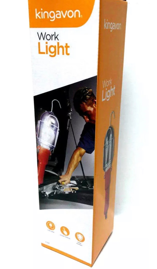 Inspection Work Light 💡 New in Box Kingavon