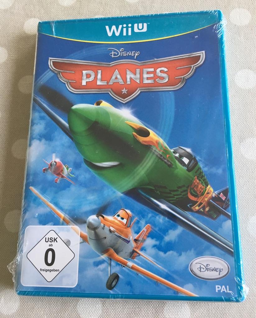Disney Planes  Nintendo wii u game