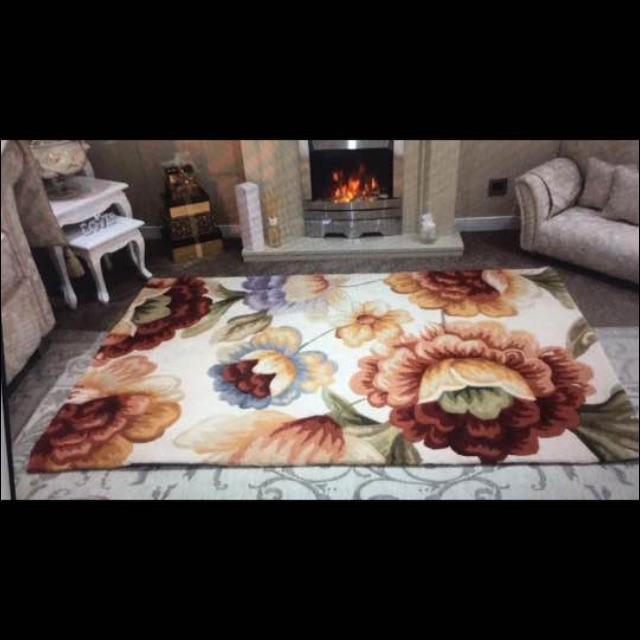 3-D rug