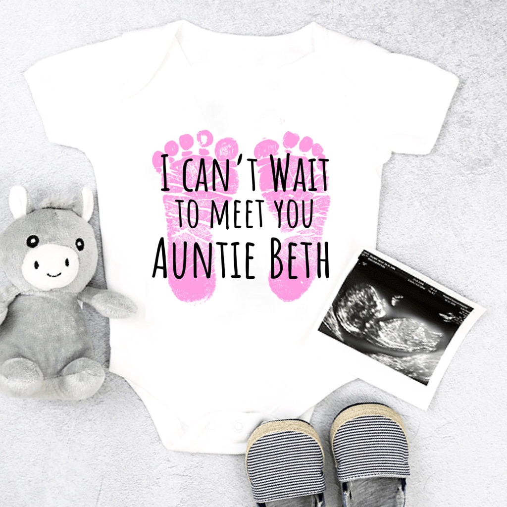 Brand new personalised baby items