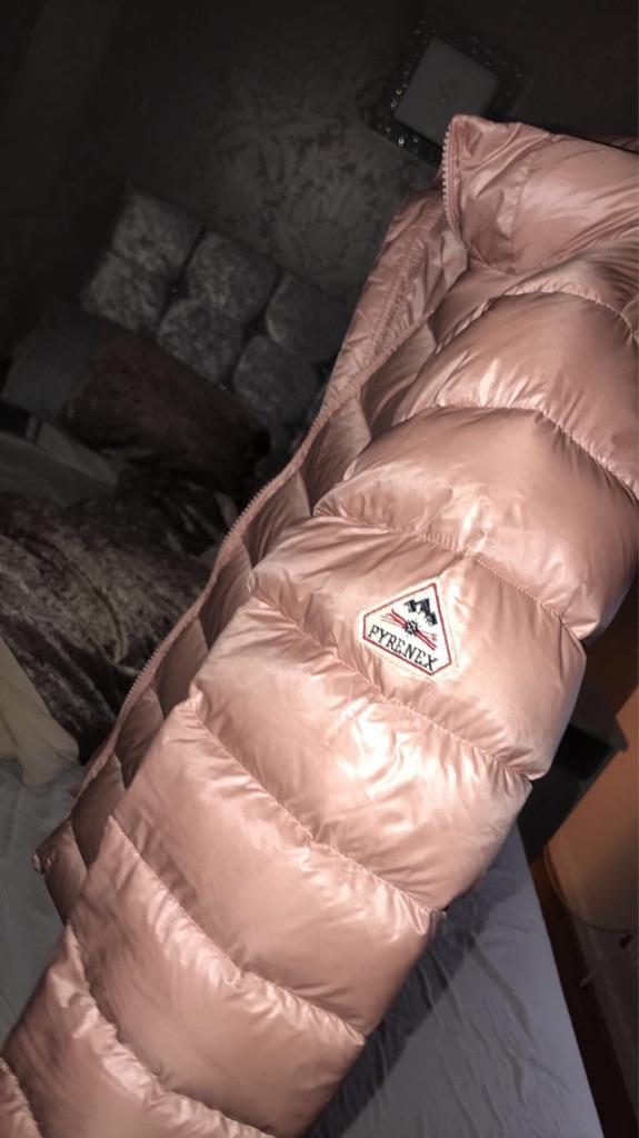 Pink/Rose Pyrnex Coat