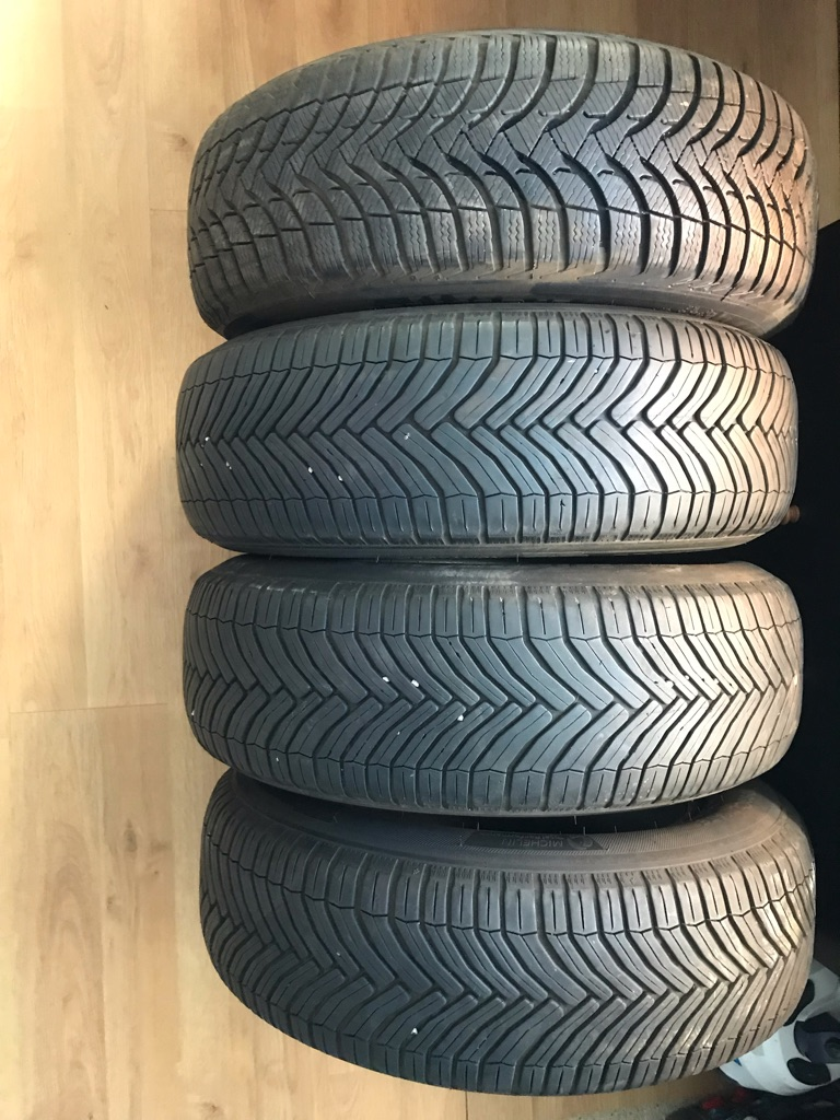 BRAND NEW MICHELIN TYRES