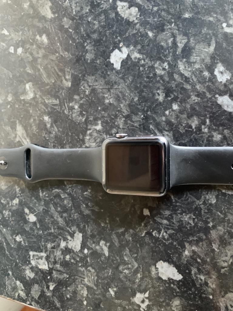 Apple watch sport Space grey 42mm