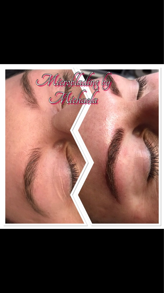 Microblading by Michaela