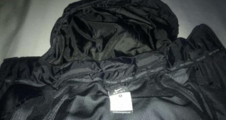 Nike Dri Fit Waterproof coat (10-12)