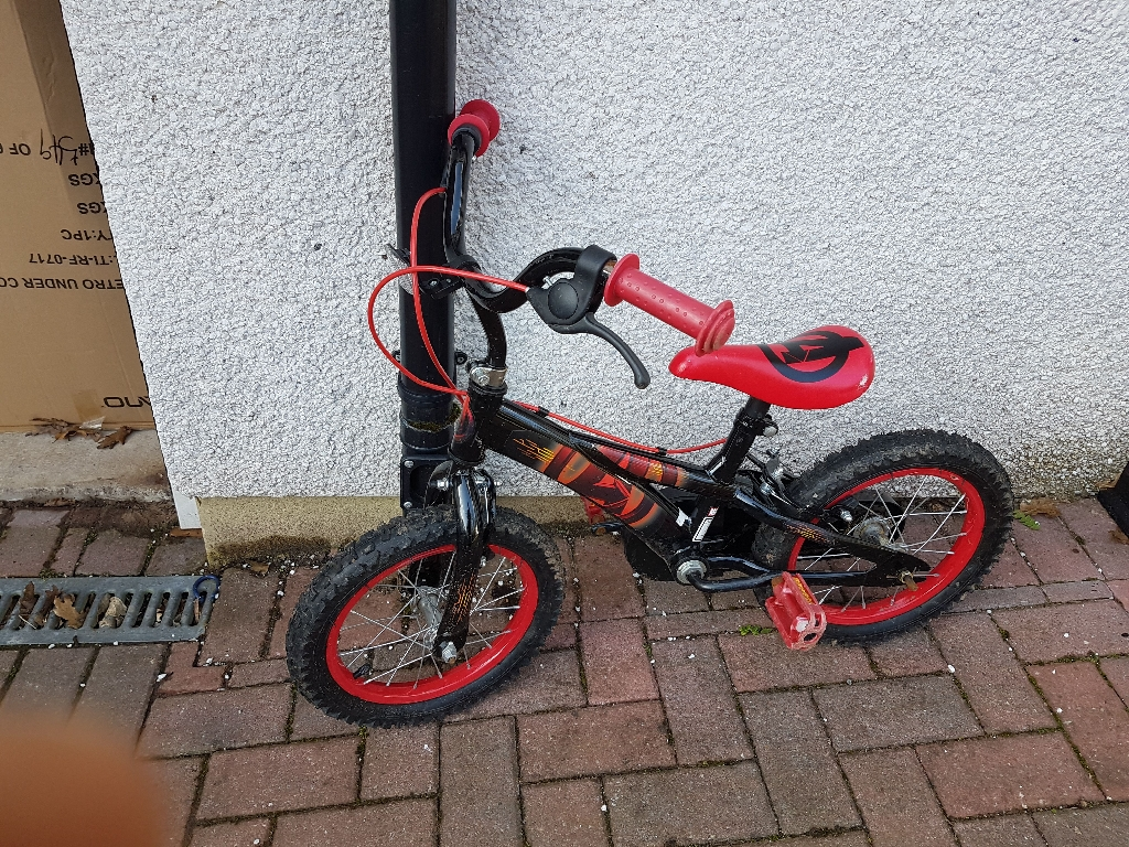 Kids avenger bike