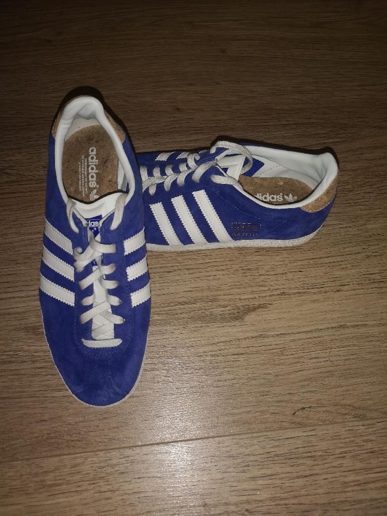 Unisex Adidas Gazelles UK size 5