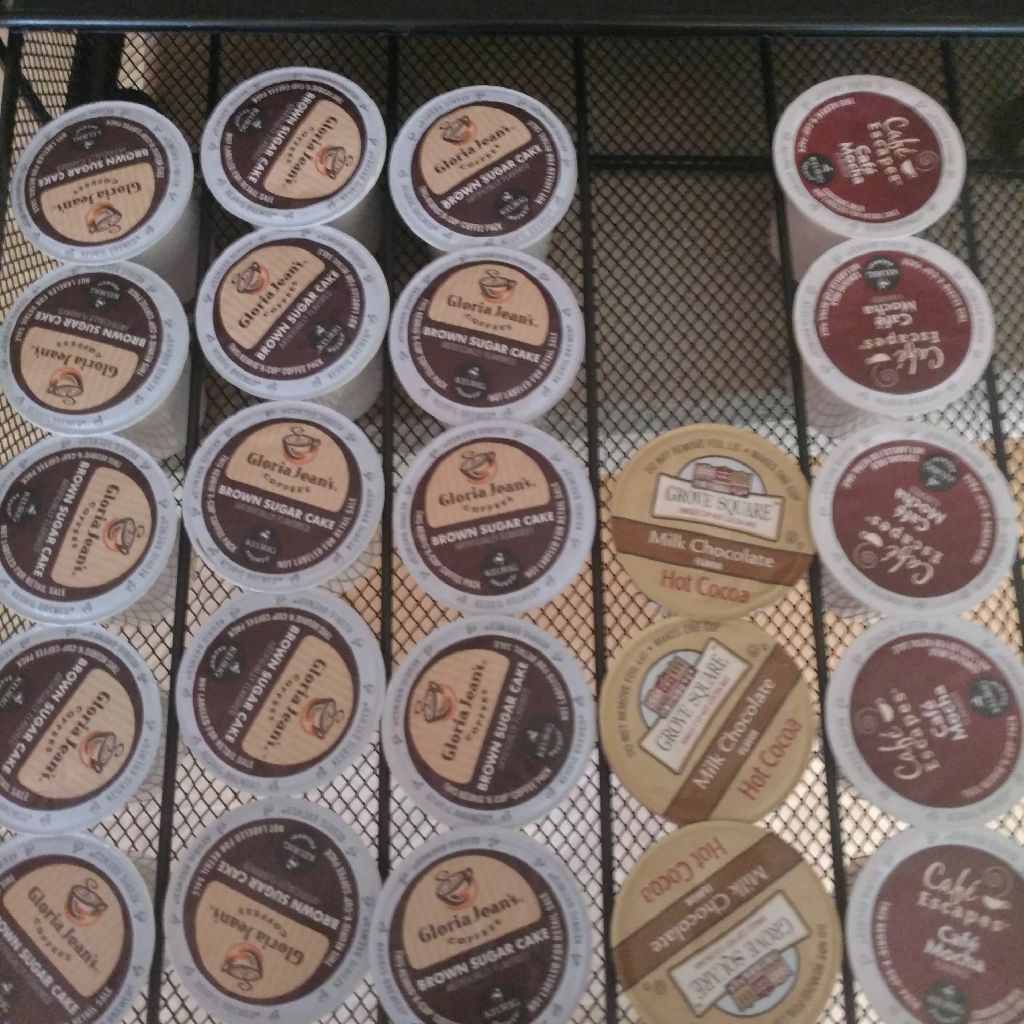 25 ACCORTED K CUPS