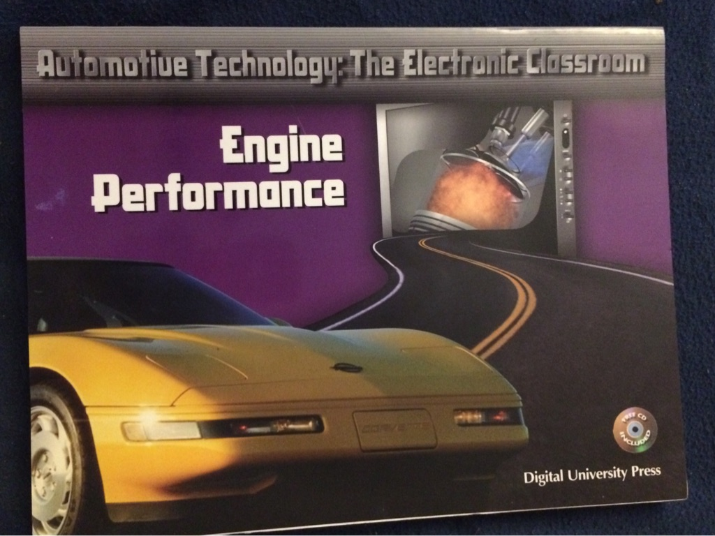 Engine Performance Classroom Edition