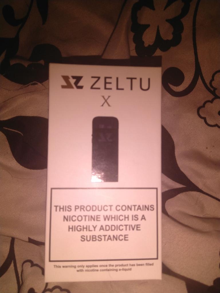Zeltu X Vape