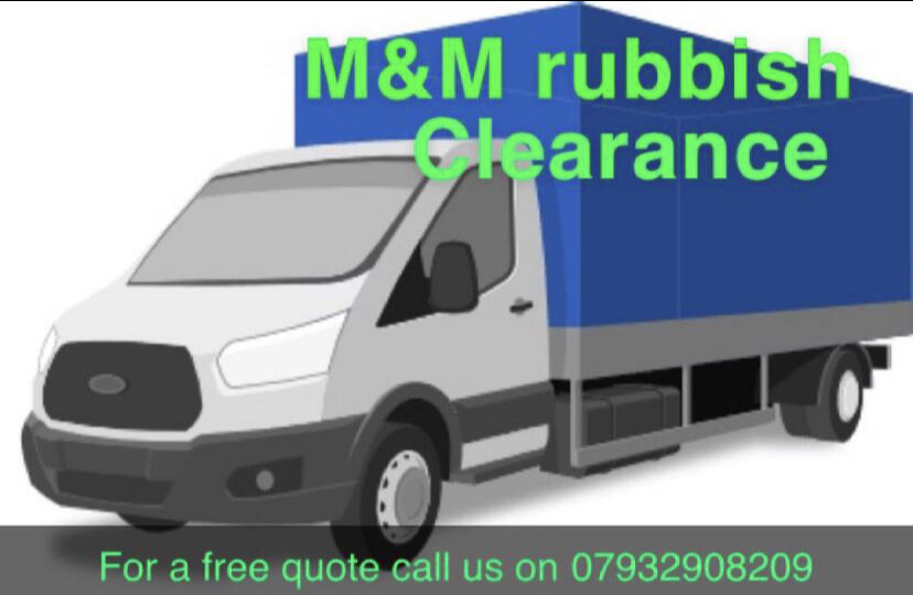 M&M rubbish clearance and tree surgeon