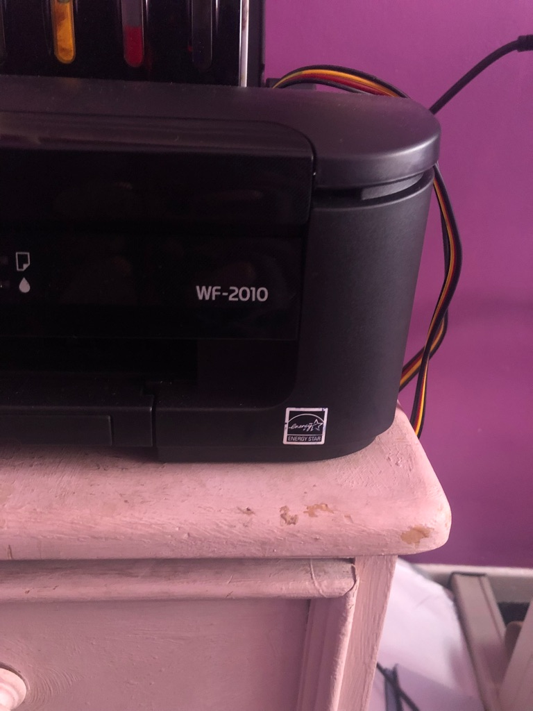 Sublimation printer a4 with extras