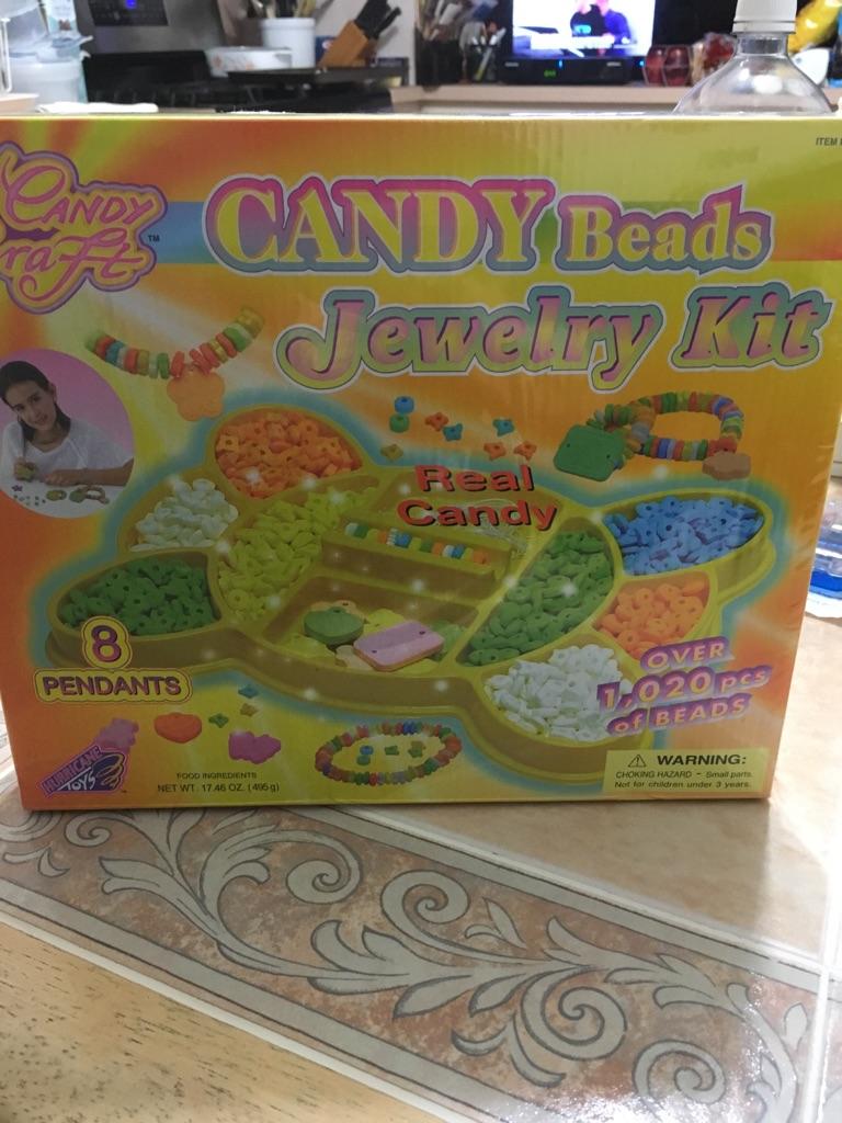 Candy Beads Jewelry Kit