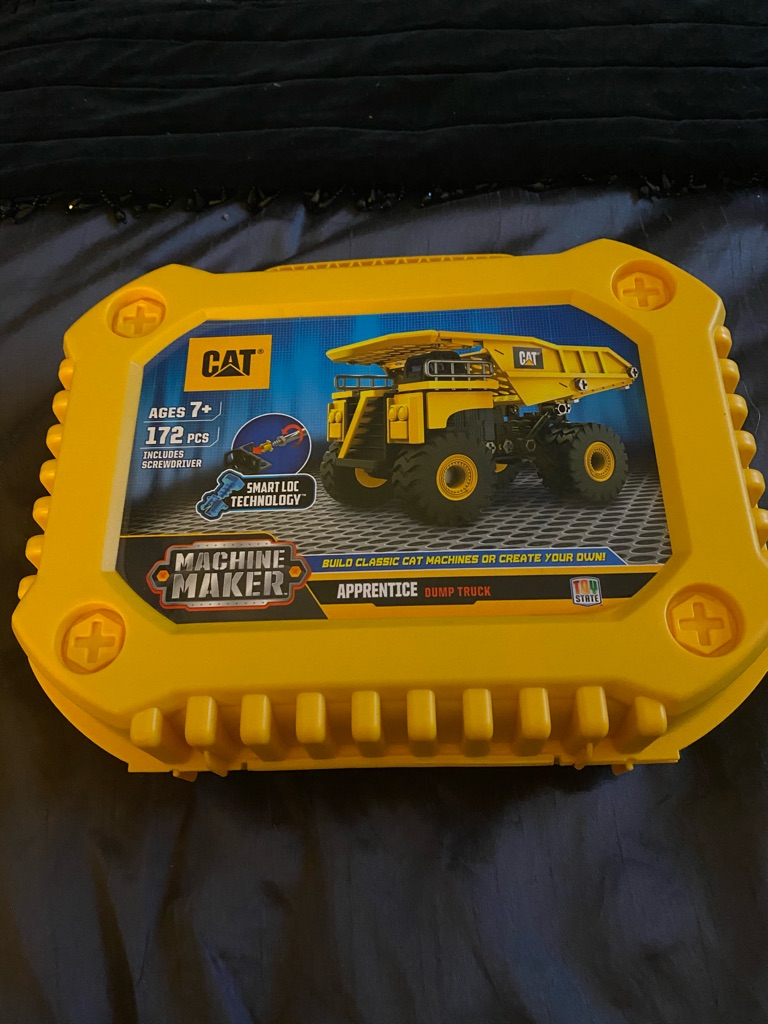 Kids Brand new make your own choice of two construction vehicles