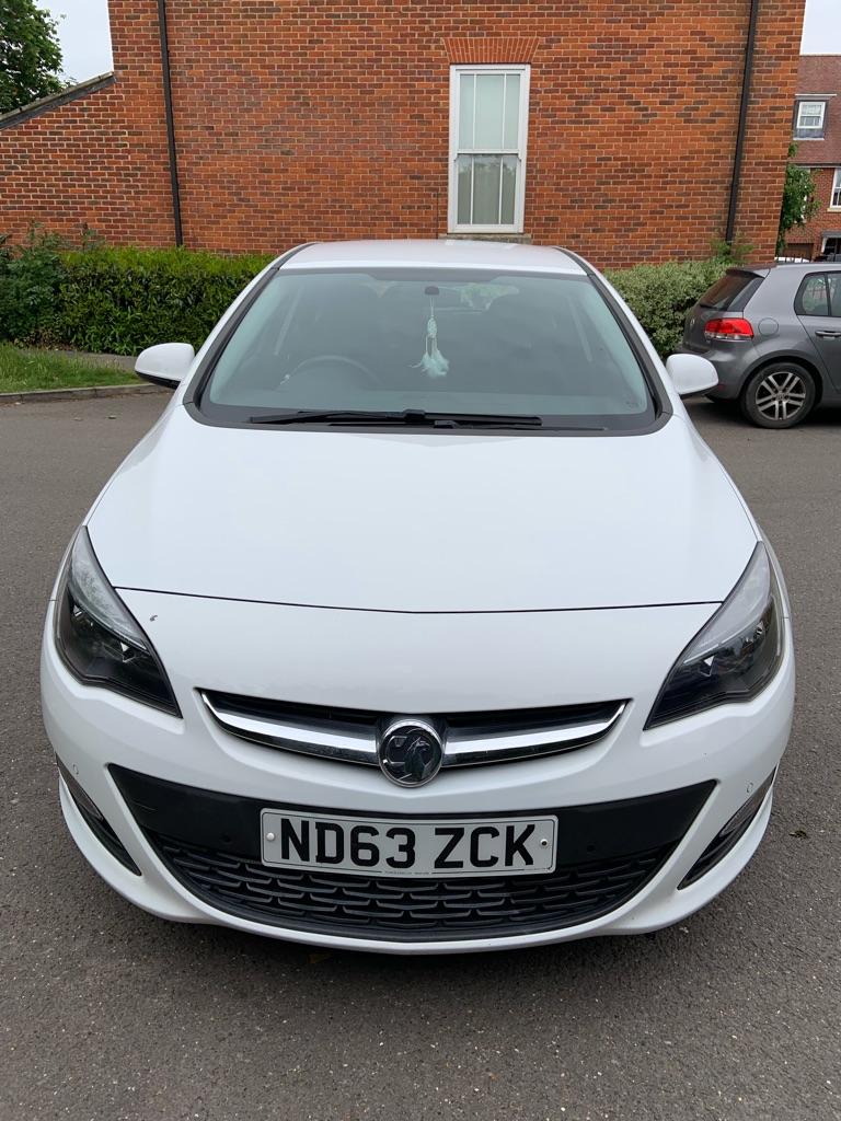 Vauxhall Astra 1-6 VVT