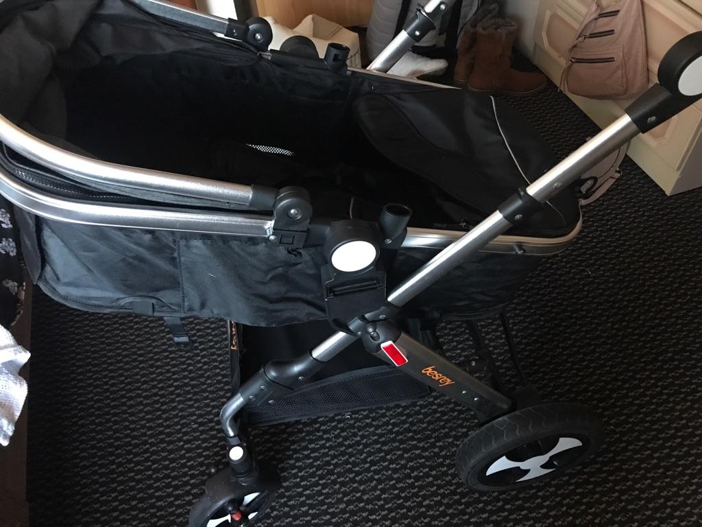 Besrey 2 in 1 Pram/pushchair