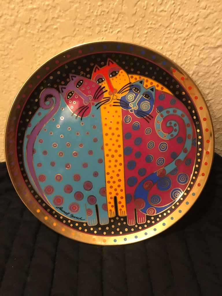 Laurel Burch- limited Edition 1996.