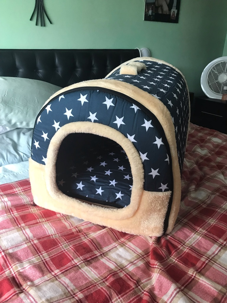Deluxe dog bed