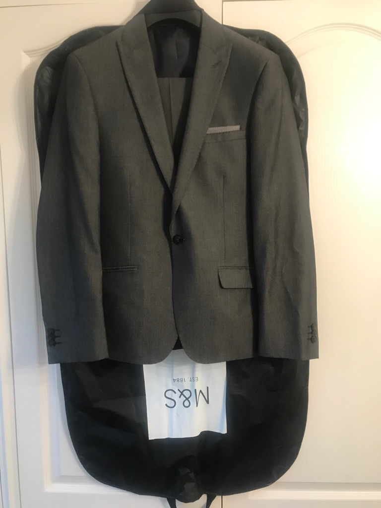 M&S Men's Limited Collection Suit