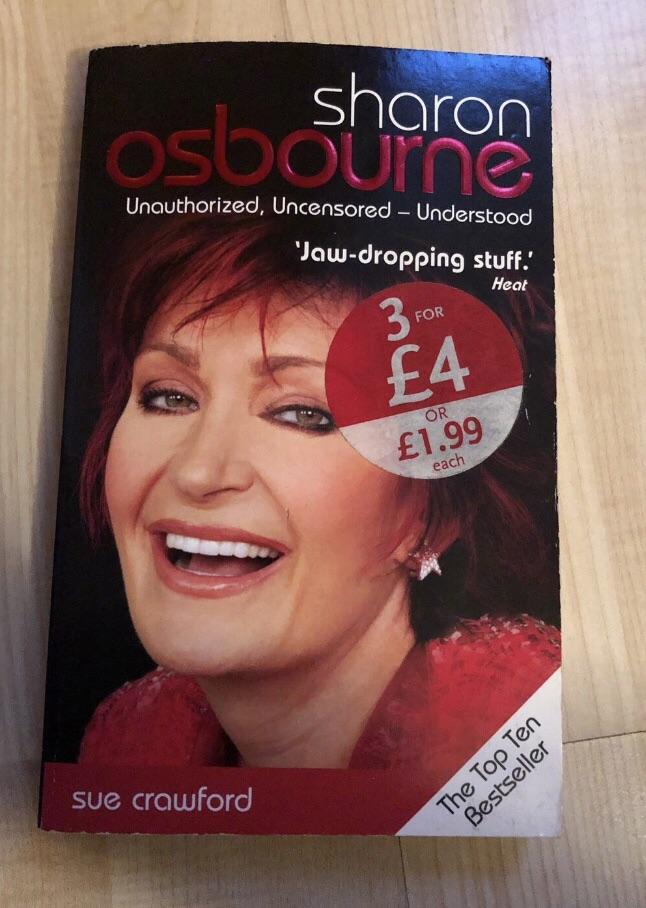 Sharon Osbourne biography