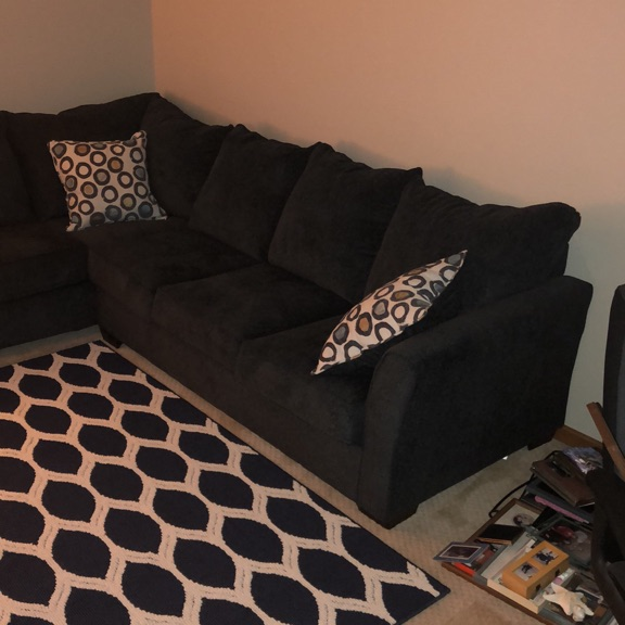 Brand new couch never used