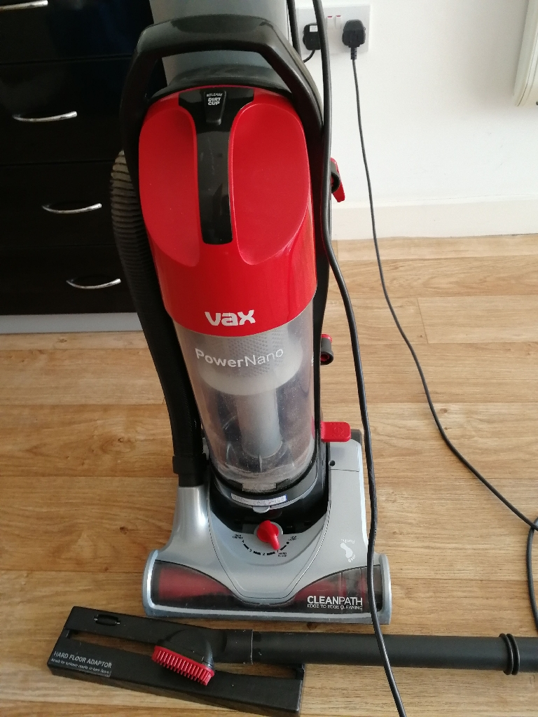 Vax power nano bagless vacuum cleaner