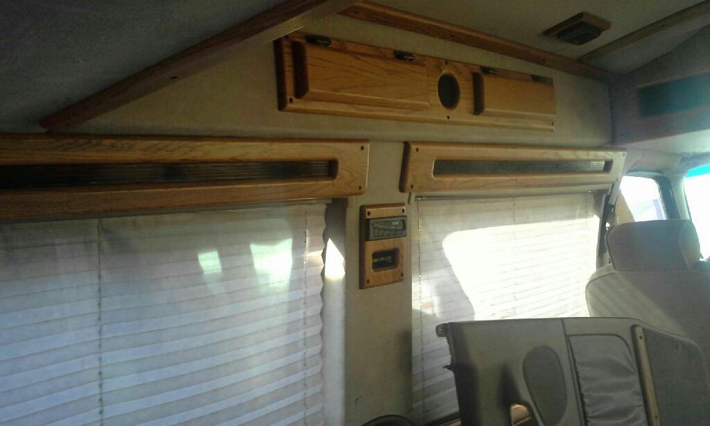 97 Ford Econoline Cargo Van Parts