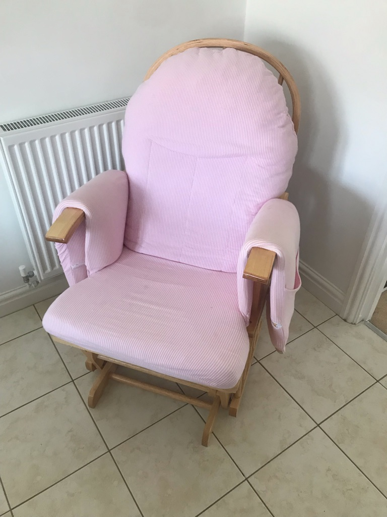 Breastfeeding chair
