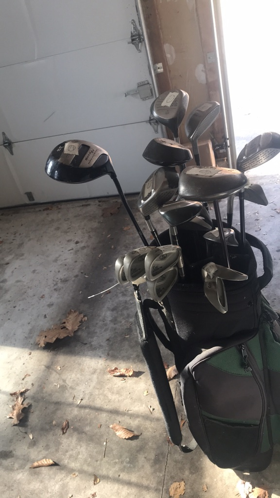 Full Golf Club Set (Used)