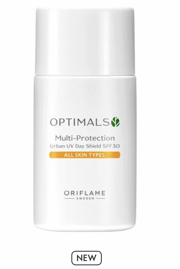 Multi-Protection Urban UV Day Shield SPF 30 All Skin Types