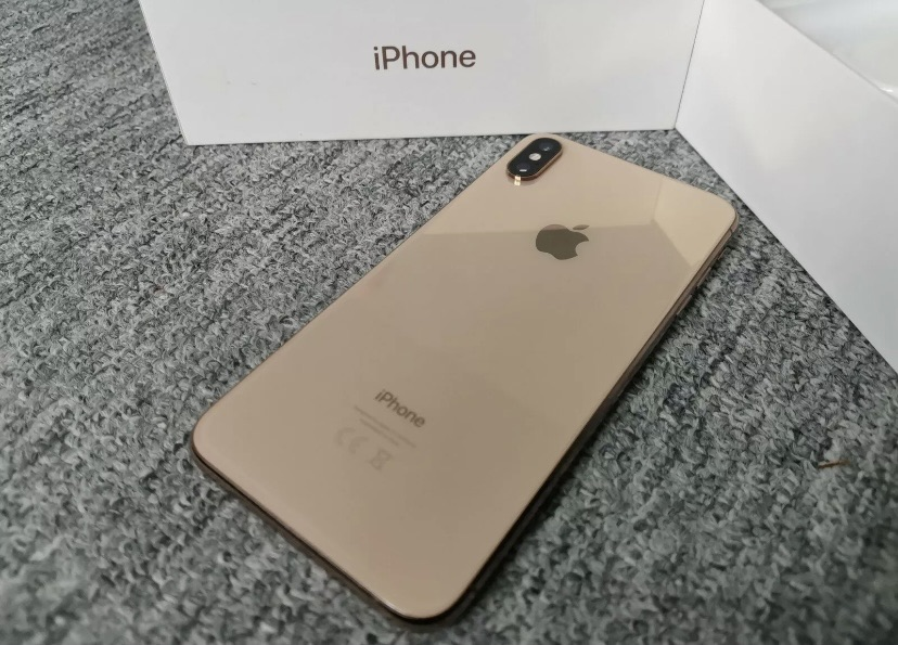 iPhone XS Max 256 gd Gold