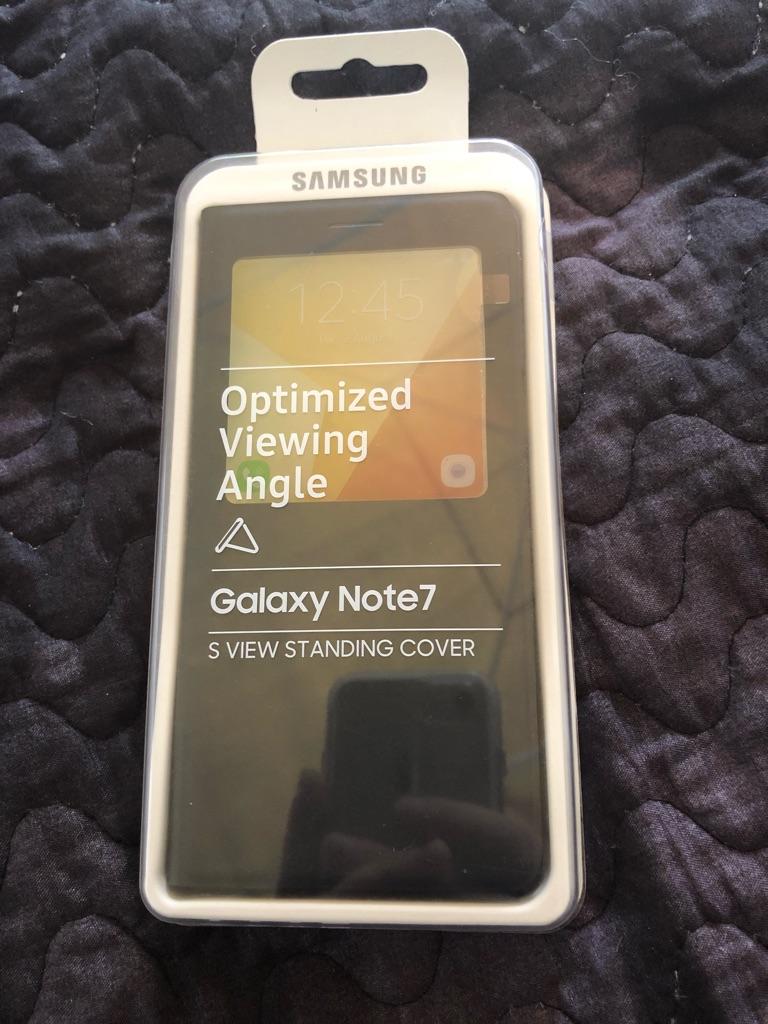 Samsung note 7 flip case