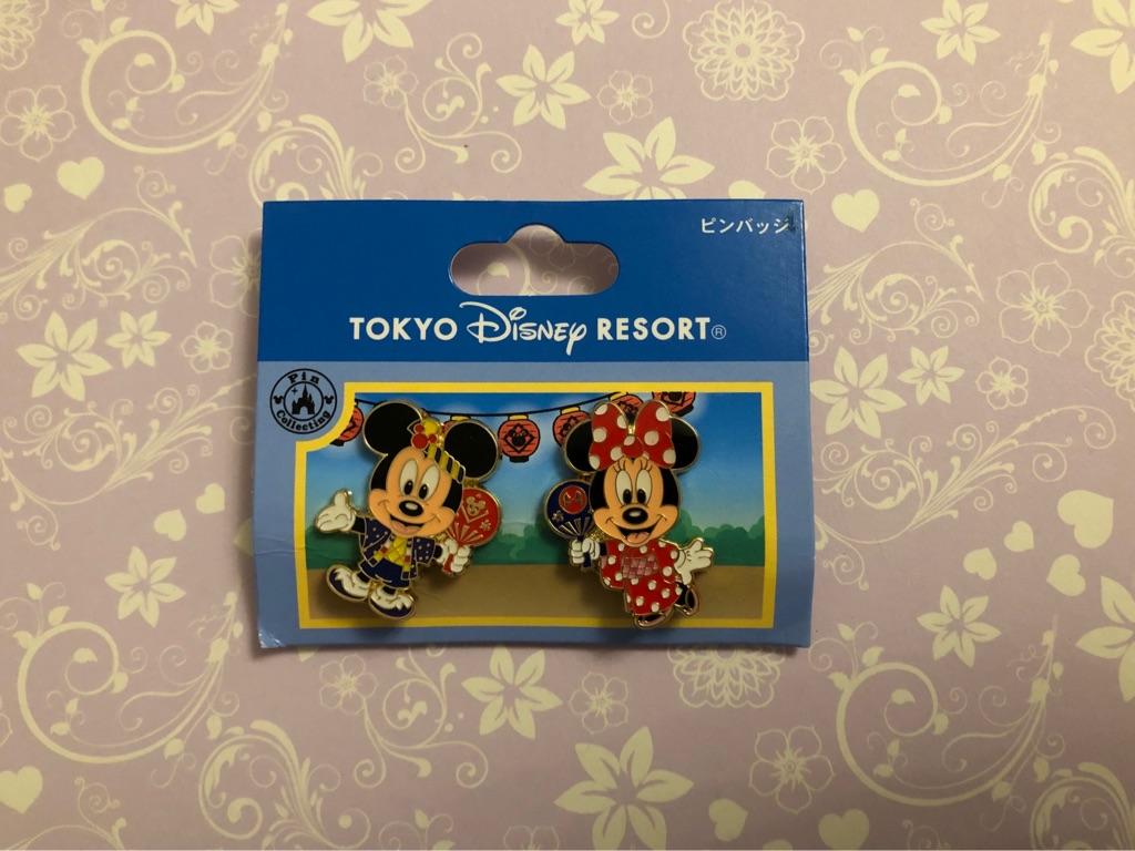 Disney Tokyo pin