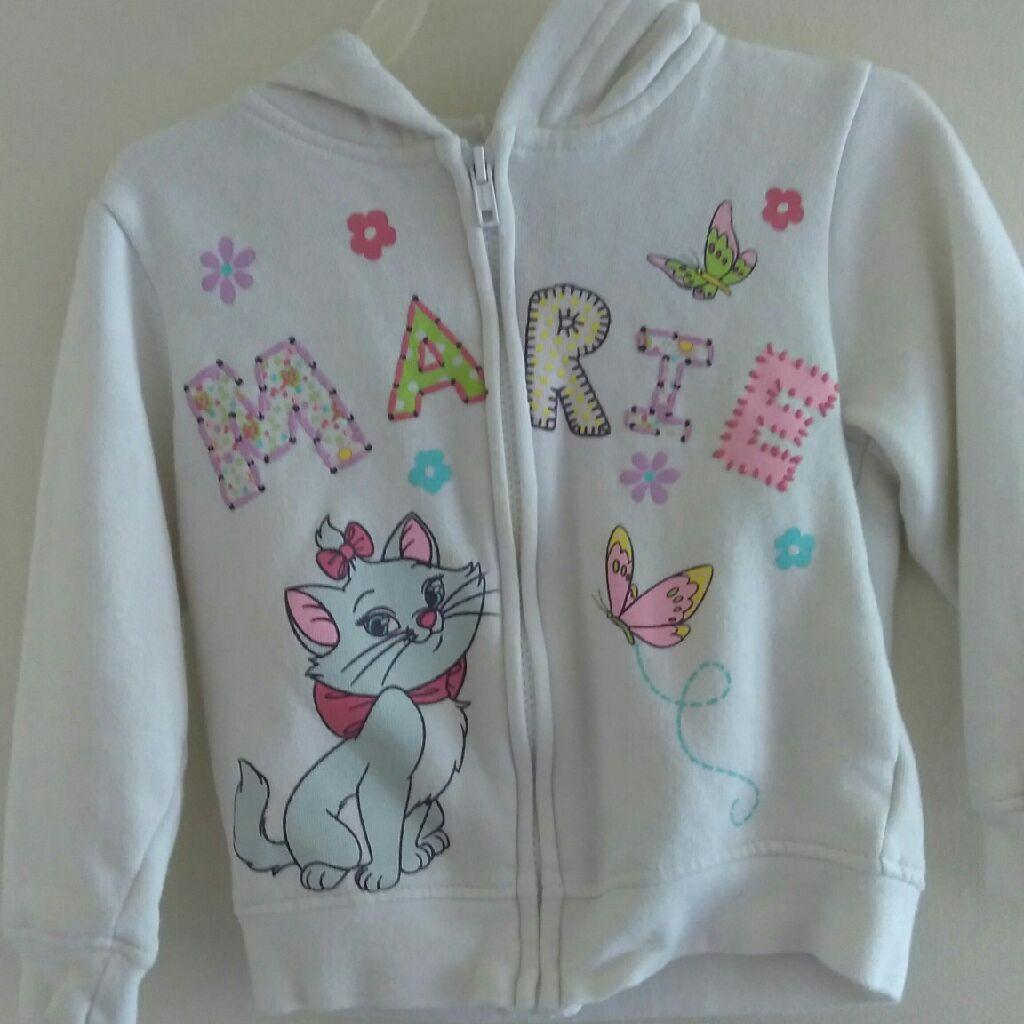 Toddler jacket size 3t
