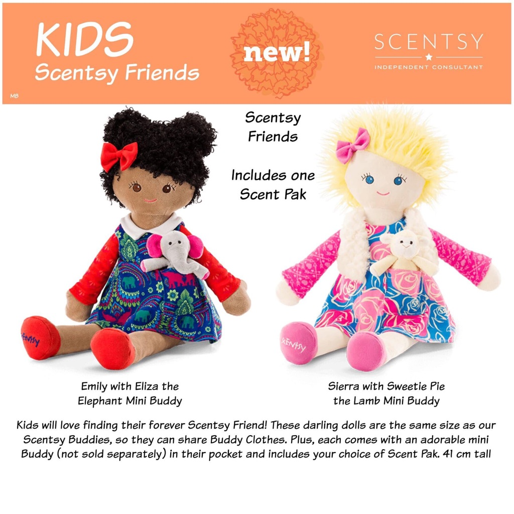 Scentsy for Kids - Ideal New Baby/Christening Gifts