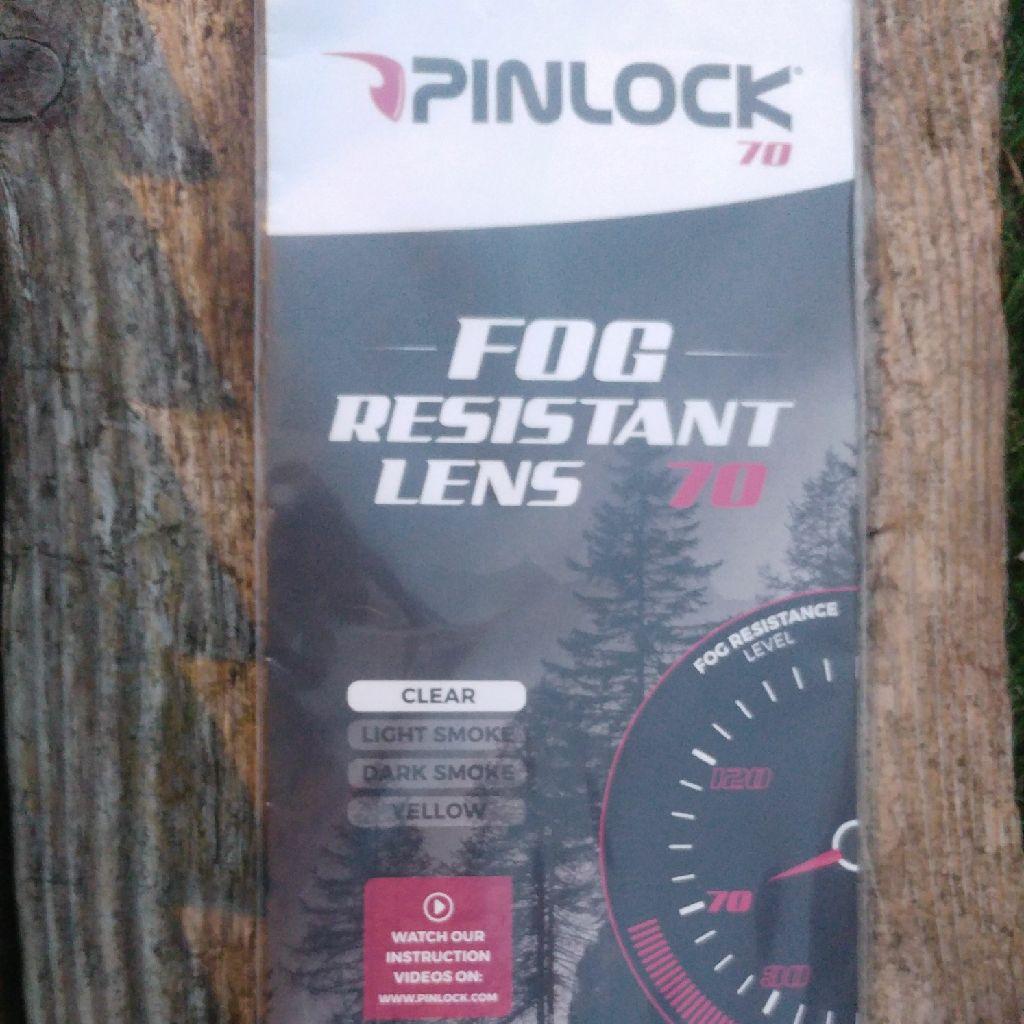 Nexx anti fog lense