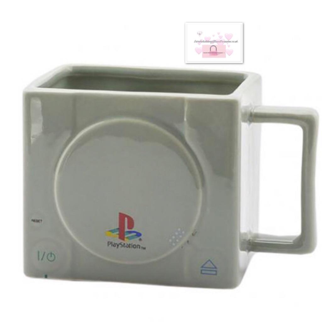 Playstation 3D Mug