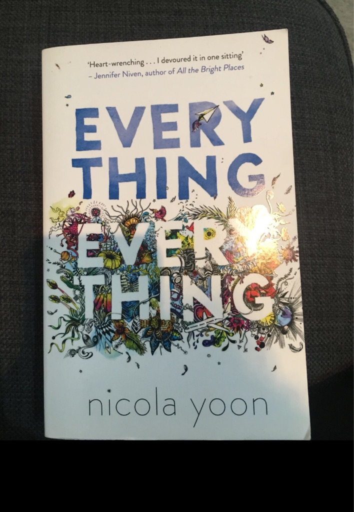 Everything everything by Nicola yoon book