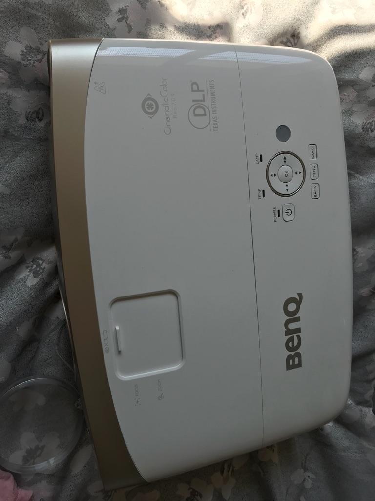 BENQ W2000 home cinema projector