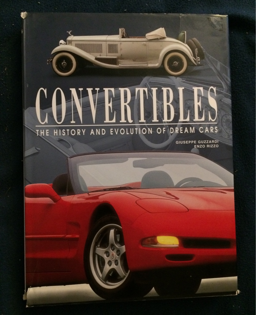 Convertibles The History and Evolution of Dream Cars