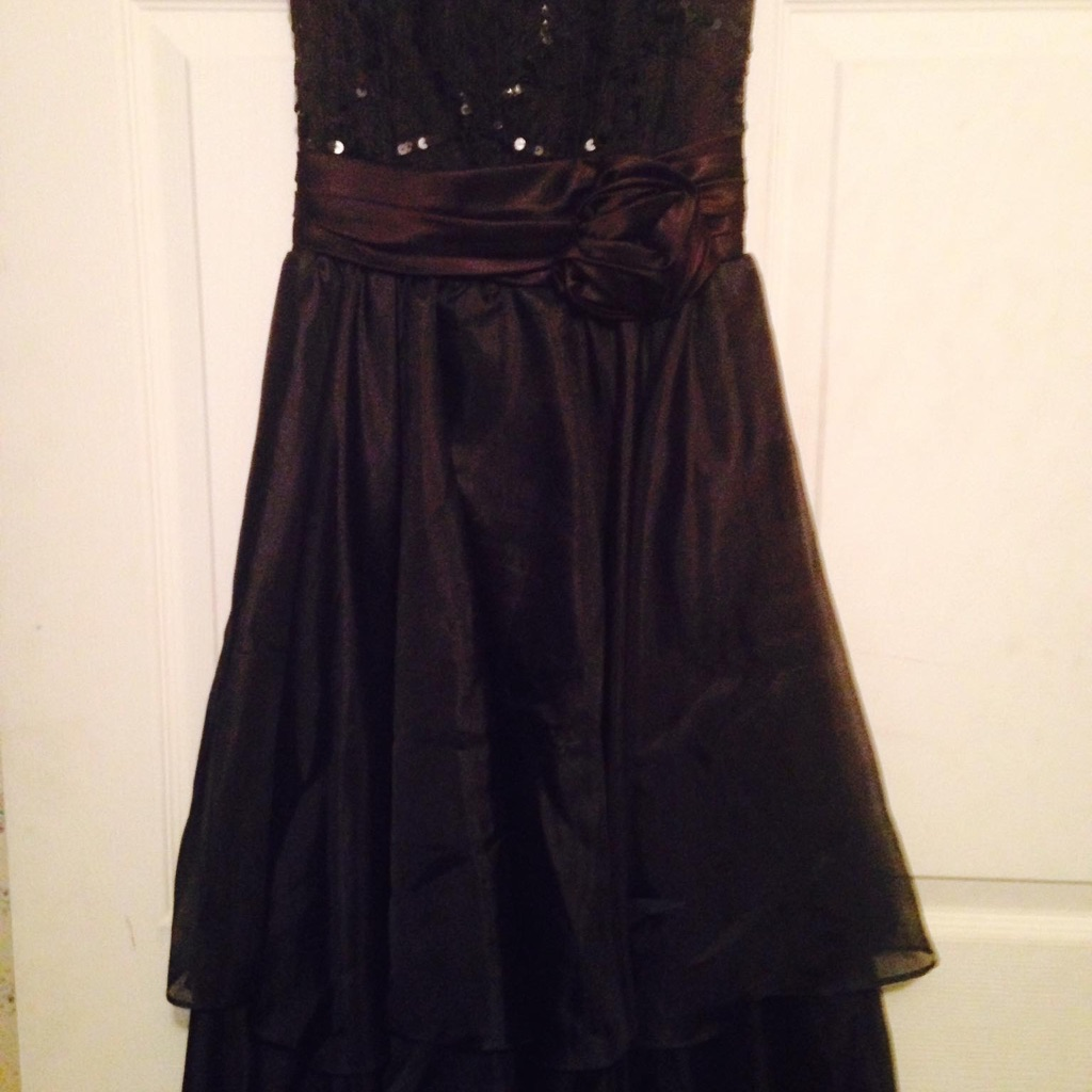 Formal dress size 3/4 $15