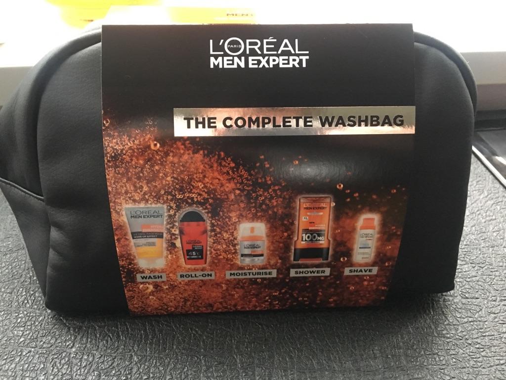 Men's L'Oréal Gift Set