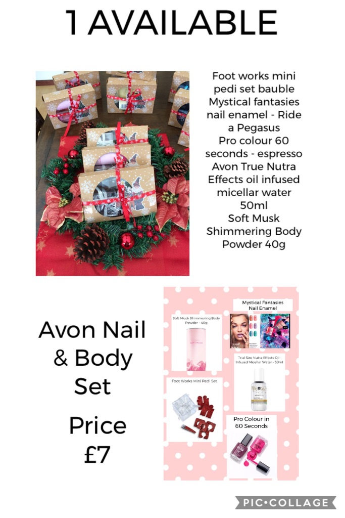 NEW Avon Gift Boxed Sets *prices vary check listing
