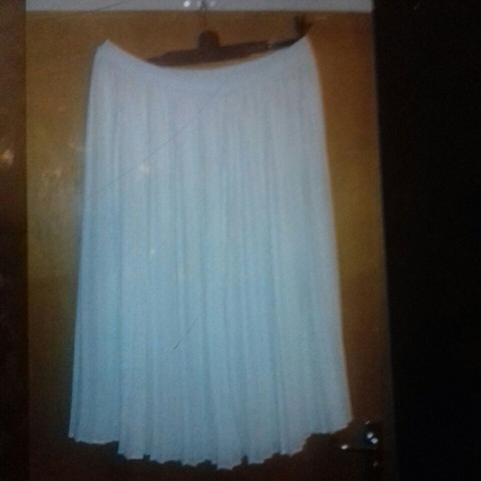 Maxi Pleated Skirt size 14