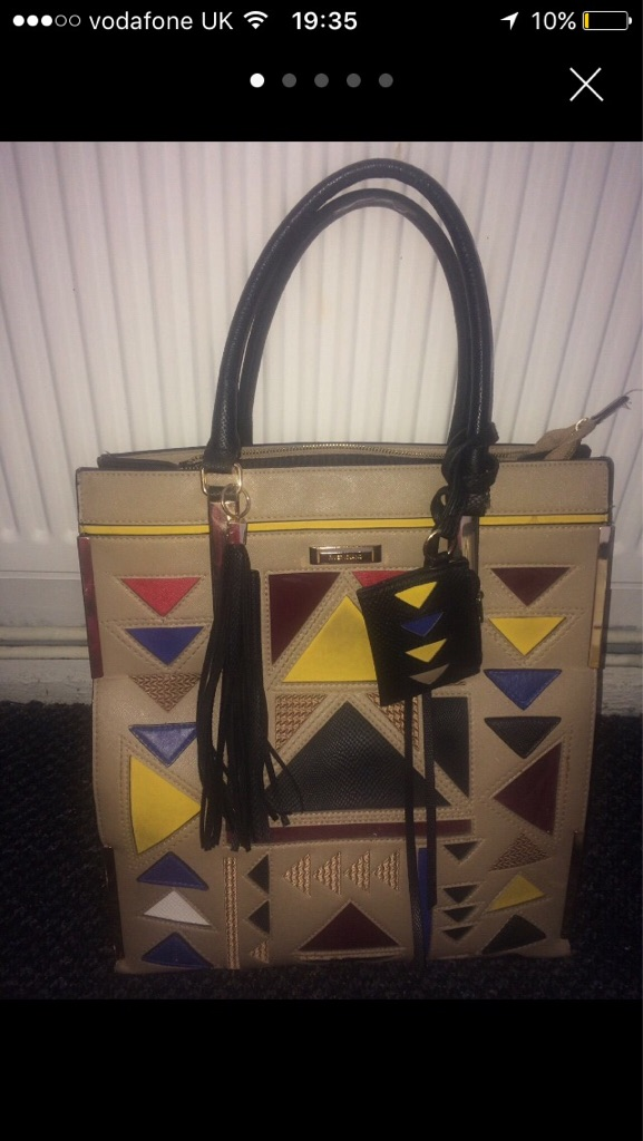 River island bag & Purse