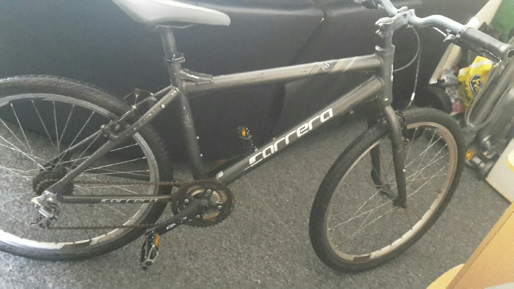 Carrera Subway 14LTD - Working order - Gears need fixed and handle bars need a spray pain