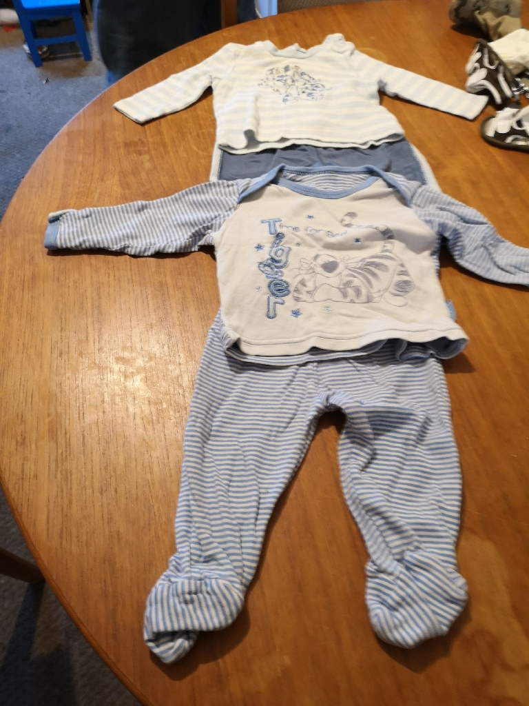 Baby clothes boys and unisex