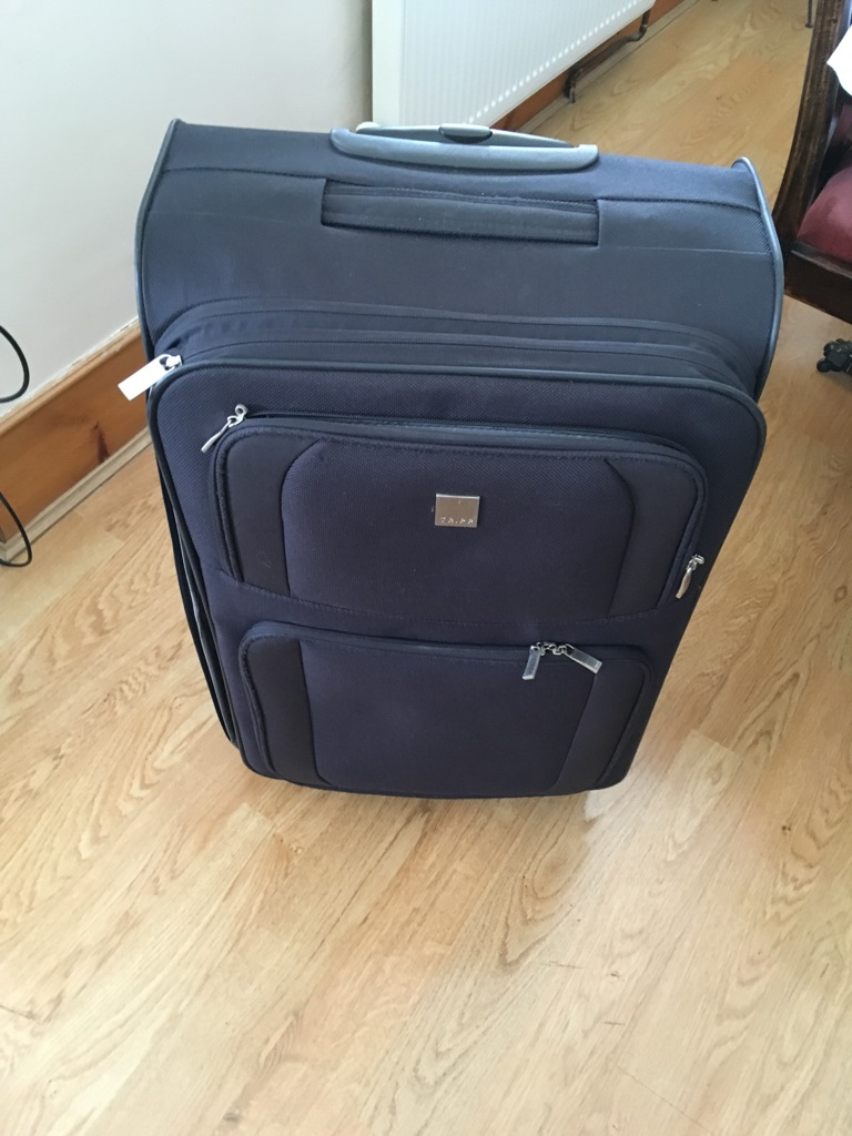 4 piece travel luggage