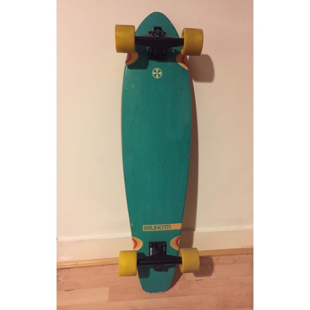Brunotti Ben Longboard Skate board