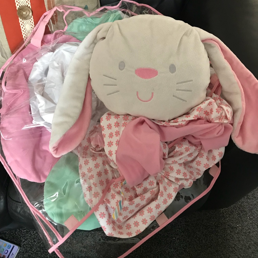 Mothercare Play Ring & Sit Me Up Cosy